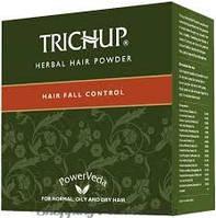 Маска против выпадения волос с натуральной хной Тричуп / Herbal hair powder, Trichup / 1 пакетик  30 г.