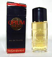 Миниатюра Opium Pour Homme Yves Saint Laurent.