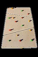 Детский скалодром Тетрис