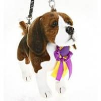 FUZZY NATION - Игрушка Beagle с медалью