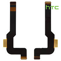 Шлейф для HTC Desire 601, межплатный, с компонентами (оригинальный)