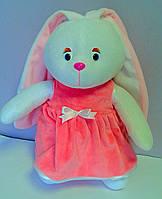 Мягкая игрушка  Заяц, кролик Принцесса 166 Чайка Украина