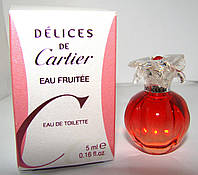 Миниатюра Delices de Cartier Eau Fruitee. Оригинал