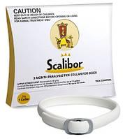 Скалибор (Scalibor) ошейник от блох и клещей для мелких и средних собак, 48 см.