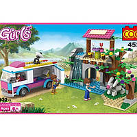 Конструктор COGO 4522 Girls