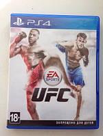 UFC (PS4) рус
