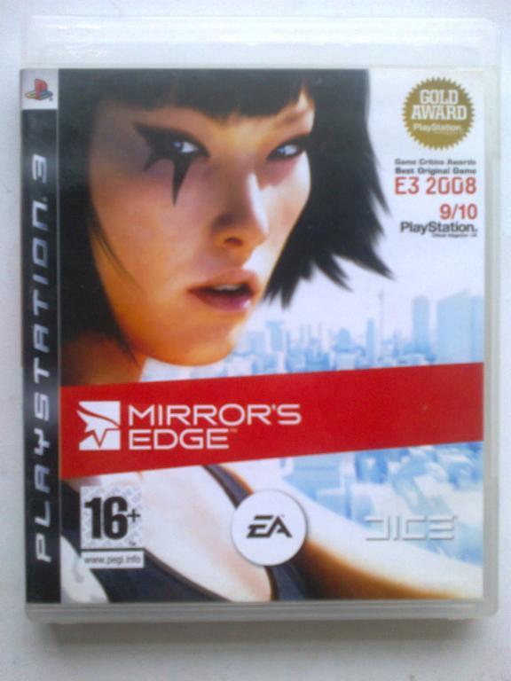 Mirror's Edge (ps3) рус.