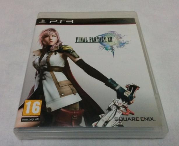 Final fantasy 13 (PS3)