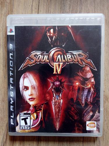 Soul Calibur 4 (PS3)