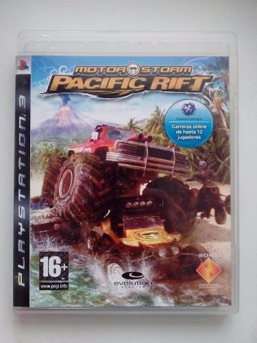 Motorstorm pacific rift (PS3) рус.