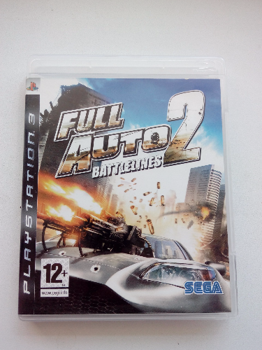 Full Auto 2 Battlelines (PS3)