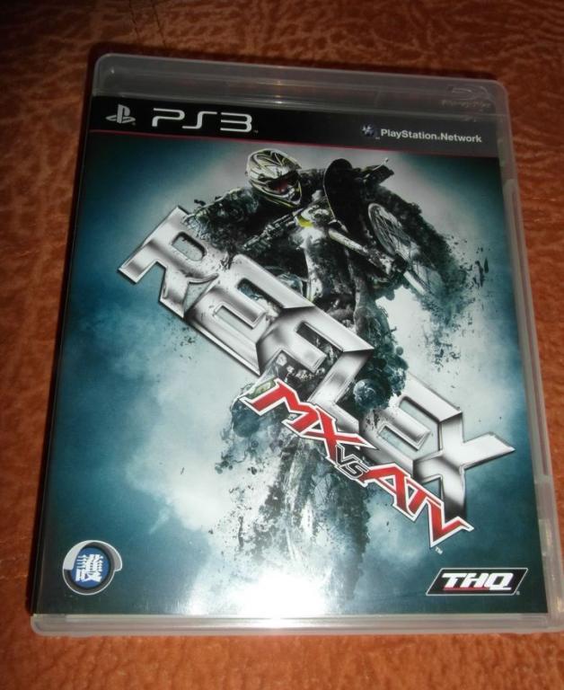 Mx atv reflex (PS3)