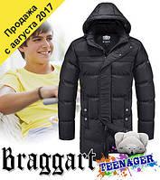 Подростковые удлиненные зимние куртки оптом