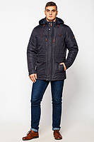 Мужская куртка парка осень весна М - 81