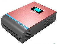Гибридный ИБП 2400Вт, 24В+МРРТ контроллер 25А SANTAKUPS PV18-3K МPK