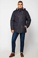 Мужская куртка парка зима М - 82