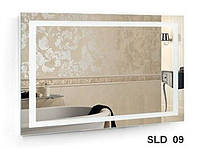 Зеркало со встроенной подсветкой SLD-09 (800х600)