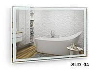 Зеркало со встроенной подсветкой SLD-04 (800х600)