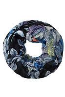 Черный с кофейным оттенком снуд Фламенко , фото 1