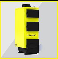 Купить Котел твердотопливный Kronas Unic 27 кВт в Харькове с доставкой по Украине недогогою. КОТВ