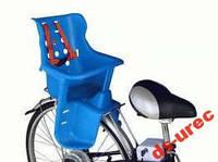 Велокресло для детей на багажник