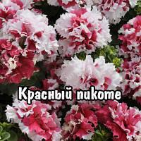 Семена цветов петунии махровой Пируэтт 200 шт (цвет в ассортименте)