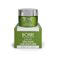 Увлажняющий насыщенный кислородом крем Ericson Laboratoire Bio-Pure Hydra-Soft Moisturizing Cream 50мл