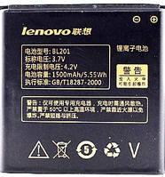 АКБ Lenovo BL201 (A60+) 1500 mAh