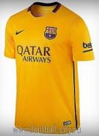 Футболка игровая  Nike FC Barcelona  2015 -16