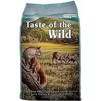 Taste of The Wild appalachian valley Small Breed 13кг - для собак мелких пород с  олениной