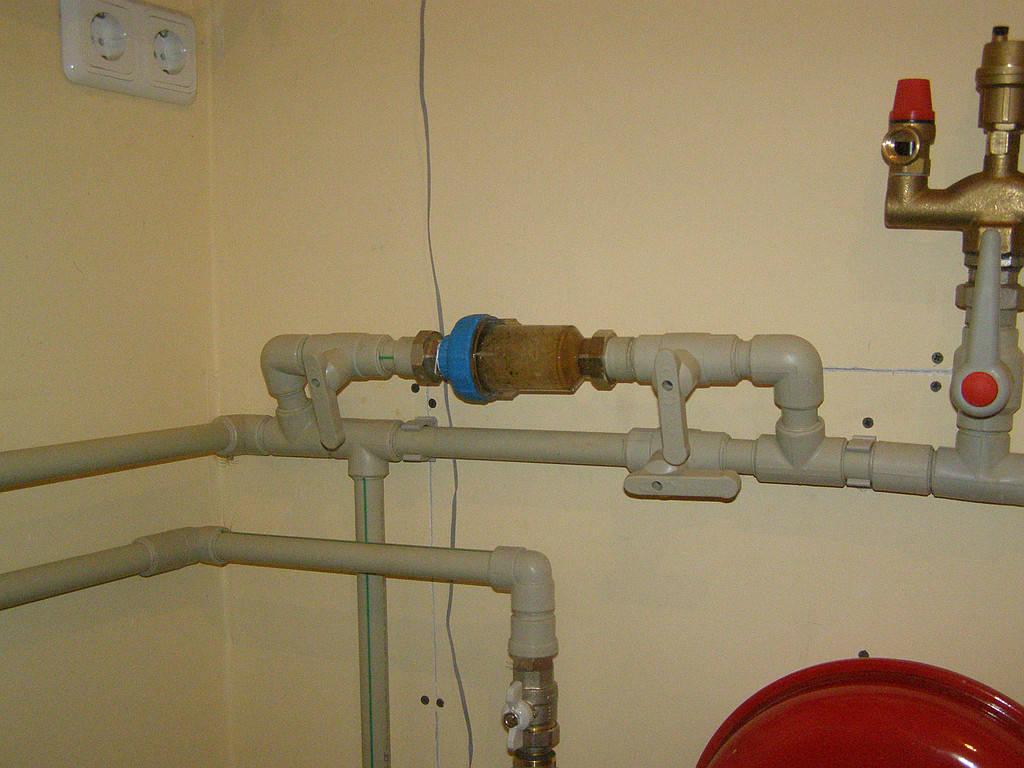 Галан монтаж систем отопления