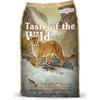 Taste of the Wild Canyon River Feline with Trout  для кошек с форелью и копченым лососем 2кг