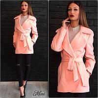 Яркое женское пальто (много расцветок) h-210288