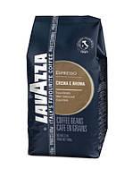 Кофе Lavazza Crema Aroma в зернах 1 кг, Лавазза Крем Арома матовая уп. зерно 1 кг.
