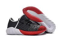 Мужские Кроссовки  Adidas Yeezy Boost 550 серые оригинал