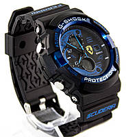 Часы мужские наручные Casio G-Shock Ferrari S