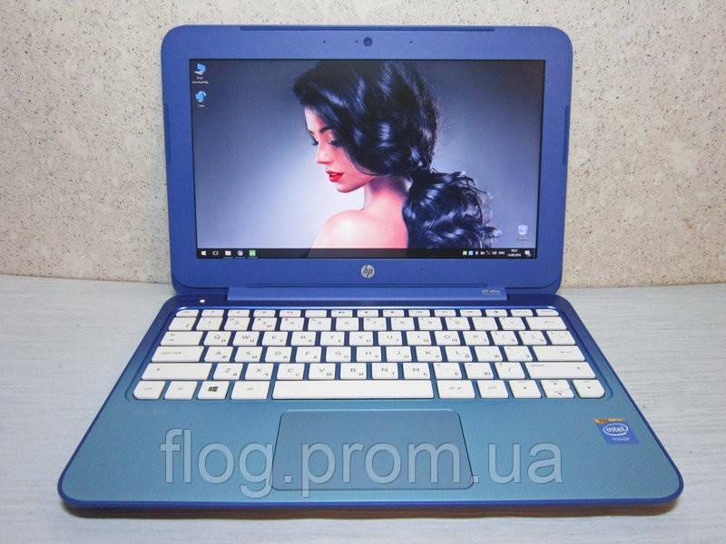 Отличный и Модный Ноутбук HP Stream 11 Blue
