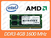DDR3 8GB ExceleRAM 1600 MHz SODIMM PC3 12800