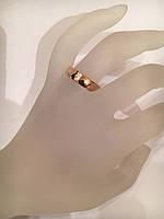 Кольцо обручальное,золотое 585*,арт.3259 d