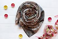 Женский коттоновый шарф