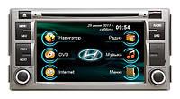 Головное мультимедийное устройство Hyundai Santa Fe 2006+