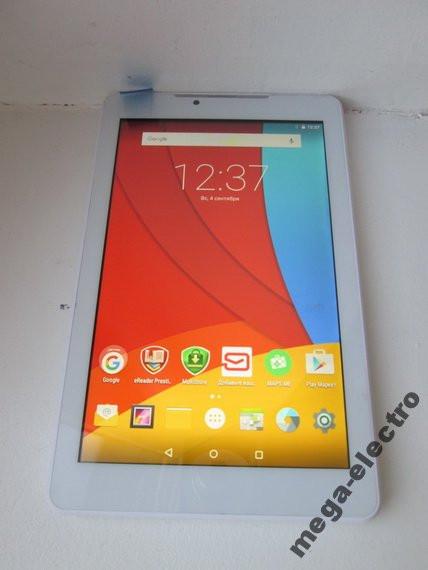 Планшет Prestigio MultiPad PMT3797 3G как новый