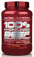 Scitec 100% Hydrolyzed Beef Isolate Peptides 900g