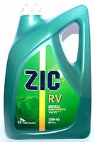 Масло моторное Zic Rv 10W-40 4л