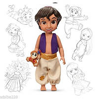 Кукла Дисней Алладин из коллекции Аниматоры (