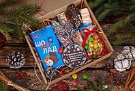 """Шоколадный набор """"Новогоднее ассорти"""""""