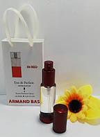 35мл Парфюм-спрей В ПОДАРОЧНОЙ упаковке Armand Basi In Red (Ж)