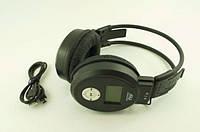 Наушники беспроводные+mp3 MJ 168-188, наушники для компьютера, Bluetooth наушники