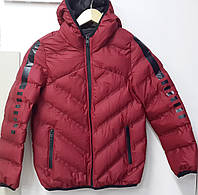 Демисезонная куртка на подростков мальчиков. ТМ Glo-story Венгрия. 134/140 146/152 158/164 170