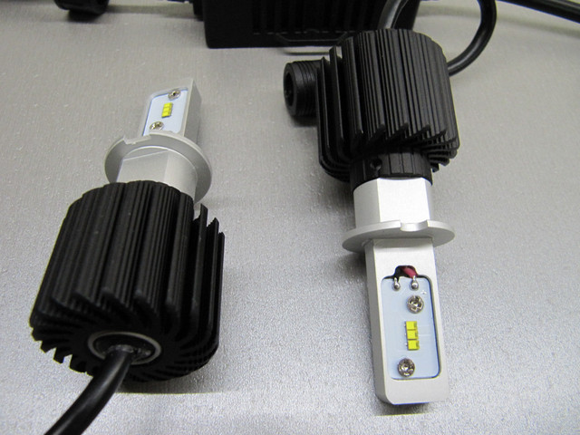 LED лампы с цоколем H3